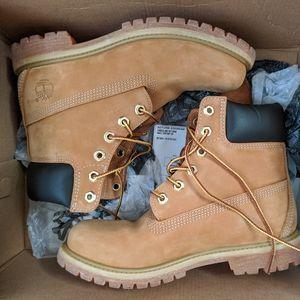 Timberland women's waterproof boots